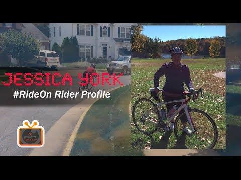 #RideOn Rider Profile: Jessica York