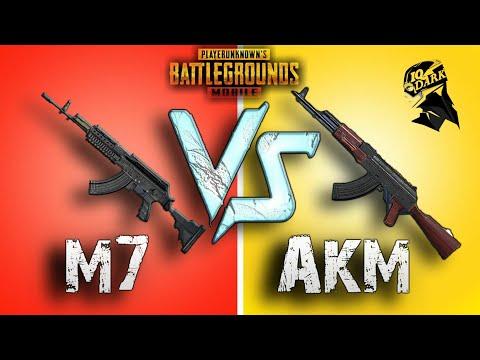 صورة  موبايل فى مصر افضل سلاح في لعبه ببجي موبايل | مقارنه سلاح AKM وسلاح M712 | اي سلاح افضل | AKM VS M712 PUBG MOBILE مقارنة موبايل من يوتيوب