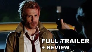 Video Constantine Trailer 2014 + Trailer Review!  New NBC TV Series from Warner Bros and DC Comics! download MP3, 3GP, MP4, WEBM, AVI, FLV Juli 2017