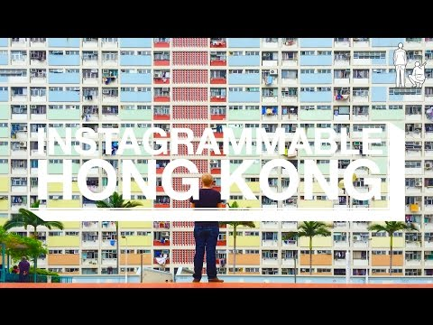 INSTAGRAMMABLE HONG KONG
