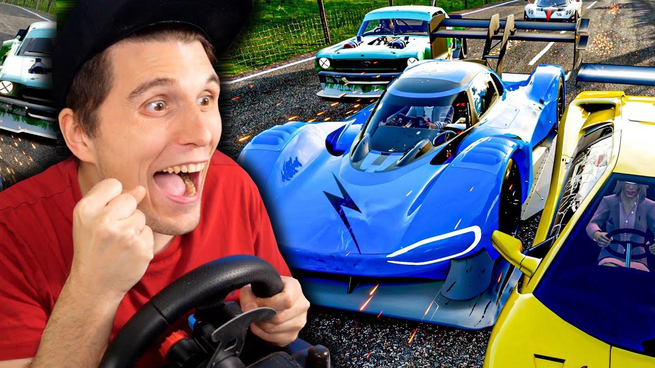 Ich kaufe mein erstes elektrisches AUTO! (schnellster VW der Welt) | Forza Horizon 4