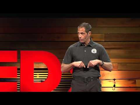 Learning Close Quarter Defense | Angel Naves | TEDxOaksChristianSchool