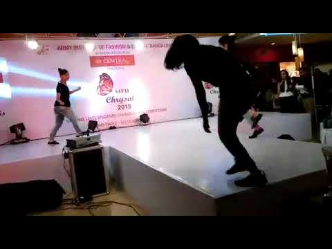 Army Institute Of Fashion And Designing Aifd 2013 2016 Youtube