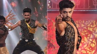 Gurmeet Choudhary & Ravi Dubey's Stunning Dance Performance At An Award Function | #TellyTopUp
