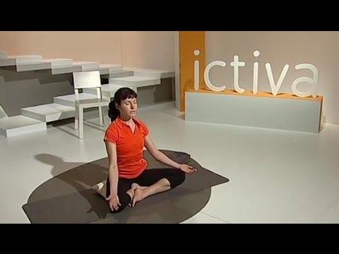 YOGA EN CASA -Posturas básicas para iniciación al yoga - YouTube