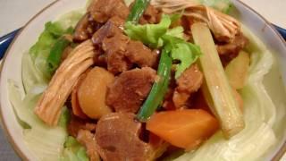 Chinese Lamb Stew, 炆羊肉