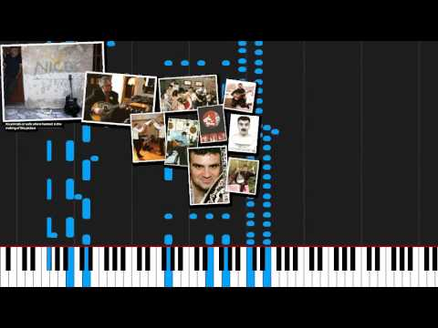 How to play Zorba's Dance by Trio Hellenique on Piano Sheet Music