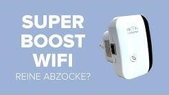 Super Boost WiFi im Test: Ist dieser WLAN-Repeater reine Abzocke?
