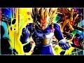 (GLOBAL'S NEXT LR F2P UNIT) 100% RAINBOW STAR F2P LR VEGETA SHOWCASE!   Dragon Ball Z Dokkan Battle