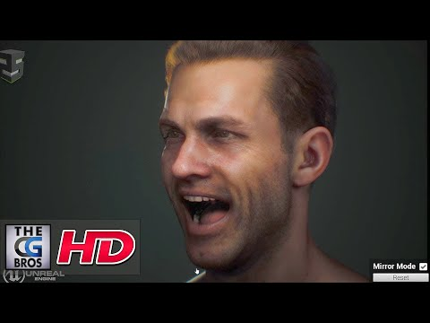 """CGI & VFX Tech Demos: """"Snappers Advanced Facial Rig for Maya & Unreal Engine"""" - by Snappers"""