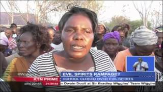 School closed down over evil spirits terrorizing pupils