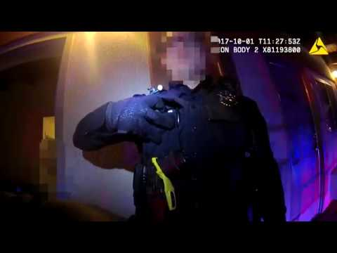 GRAPHIC CONTENT Police Officer Involved Shooting Body Camera Video in Fort Collins Oct 1 2017