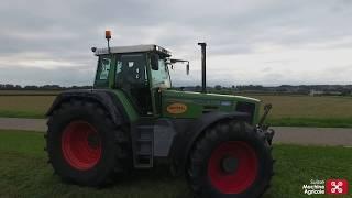 Un Tracteur Légendaire    Fendt Favorit 824 🚜🇨🇭