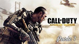 Call of Duty Advanced Warfare Walkthrough - Parte 1 - Español
