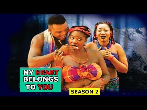 My Heart Belong To You 3&4 - Mercy & Ken 2018 Latest Nigerian Movie/African Movie Full Movie 1080i