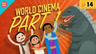 World Cinema - Part 1: Crash Course Film History #14