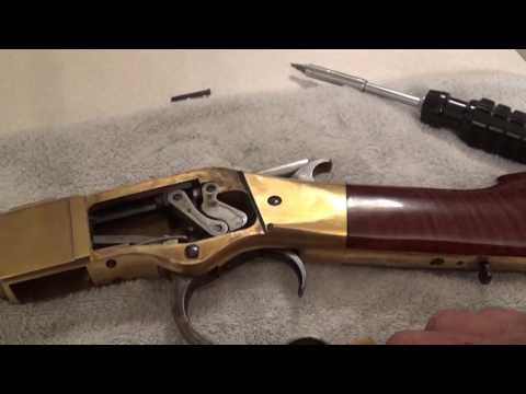 Issue with Uberti '66 Yellow Boy