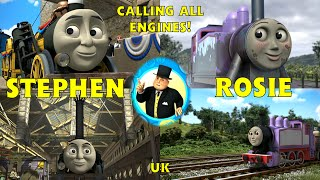 Calling All Engines! - Stephen and Rosie - UK - HD