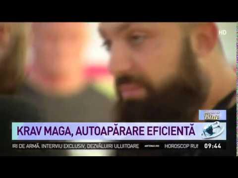 IKMF Krav Maga Dacians - Autoaparare