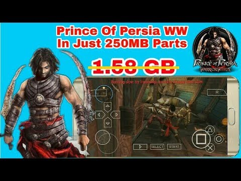 POP Warrior Within For Android [250MB] Highly Compressed