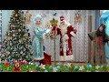 Новогодний Утренник в Детском саду / Сказка про Бабу Ягу Дед Мороза и Снегурочку для детей
