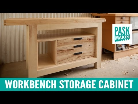 Workbench Storage Cabinet
