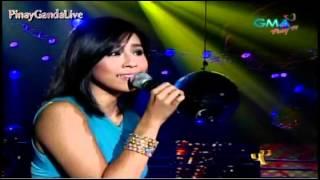 Party Pilipinas [80's] - VOX - Francheska Farr  = 7/08/12