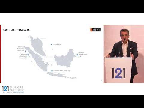 Presentation: Conrad Pertroleum - 121 Oil & Gas Investment Hong Kong 2019 Spring