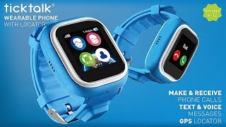 TickTalk 3, a Wearable GPS Smartwatch for Kids + More Crowdfunded Products to be Sold Soon