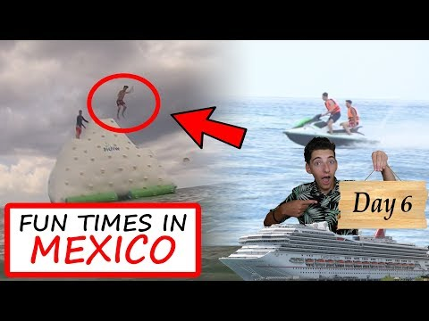 FUN TIMES IN MEXICO (Day 6 Vacation Vlogs)