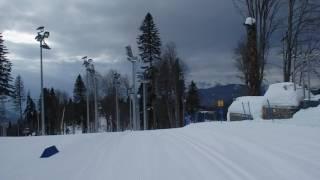 Беговая лыжная трасса Лаура Сочи