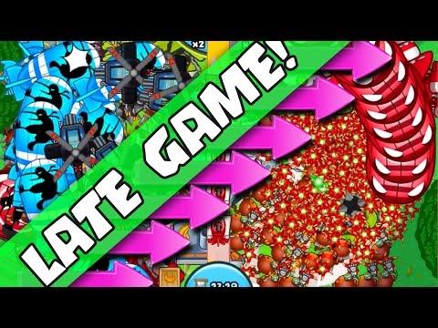 Bloons TD Battles  ::  MAX BOOMARANG MONEKYS!!   :: CAN THEY DEFEND? BTD BATTLES