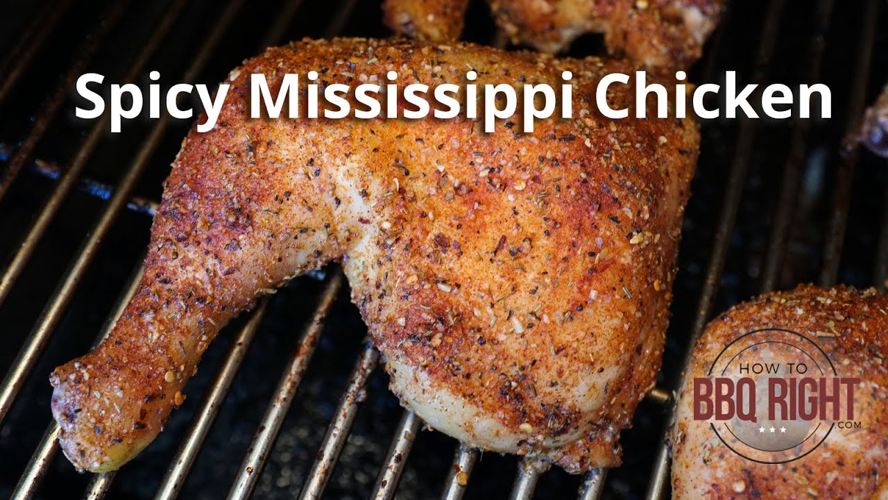 Spicy Mississippi Chicken Recipe