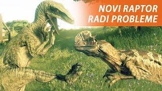 POTUKLI MI SE DINOSAURI - Jurassic World Evolution (EP7)