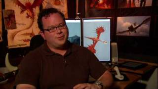 HOW TO TRAIN YOUR DRAGON - Interview with Nathan Loofbourrow, Supervisor of Character TDs