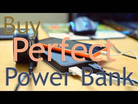 Buy Perfect Power Bank for your Smart Phone or tablet, Get Power Bank Best ever for your smart Phone