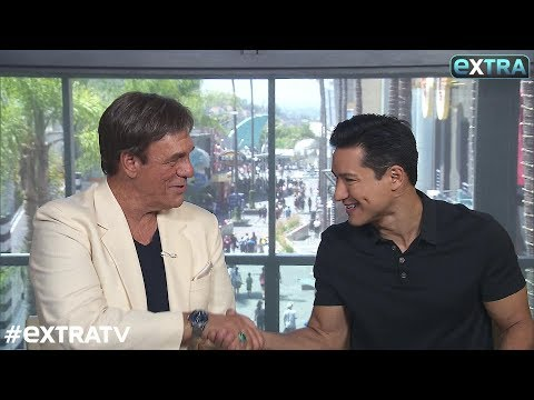 Robert Davi Gets Real About His 'Goonies' Singing