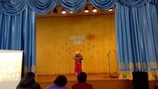 Золотая Осень/Танец Герлиц Станислава и Лейман Алёны учеников 5