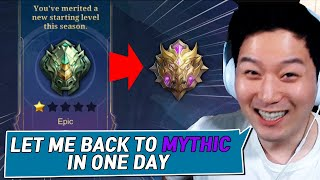 Gosu General is Epic now :( | Mobile Legends