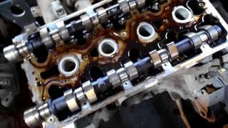 киа спектра,сефия жрет масло,разбираю двигатель Часть 1