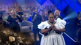 Zaza Mokhethi Performs Sthembele Kuwe – VIP Invite | Mzansi Magic | S1 | Ep 5