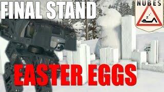 BATTLEFIELD 4 - FINAL STAND - EASTER EGGS FR