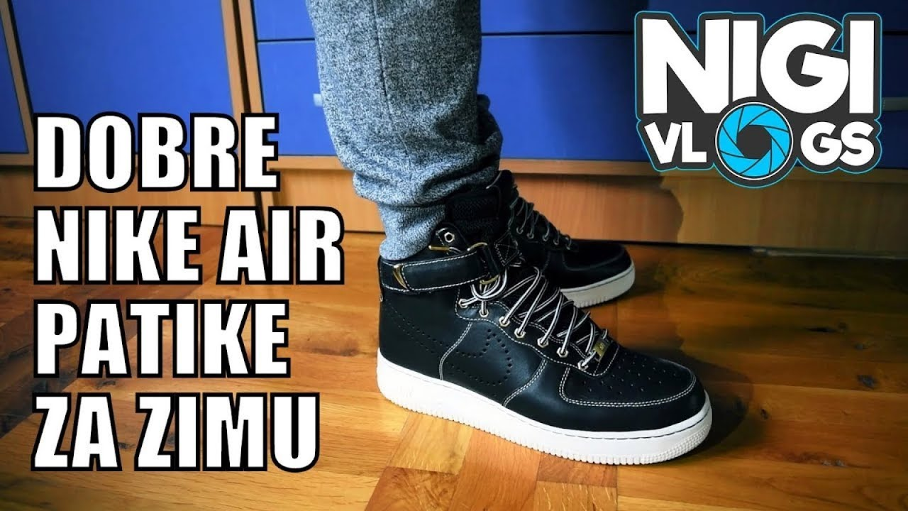 On High Sail 07 Nike Za Patike Lv8 Feetnigivlogs 8000Air 1 WbBlackblack Force lF15ucT3KJ