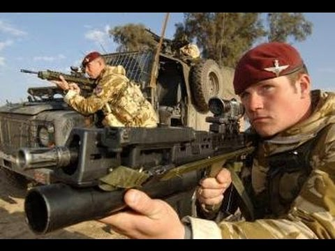 British Army Airborne (documentary)