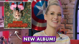 Ingrid Michaelson talks fandom and her new album! | Earth's Mightiest Show