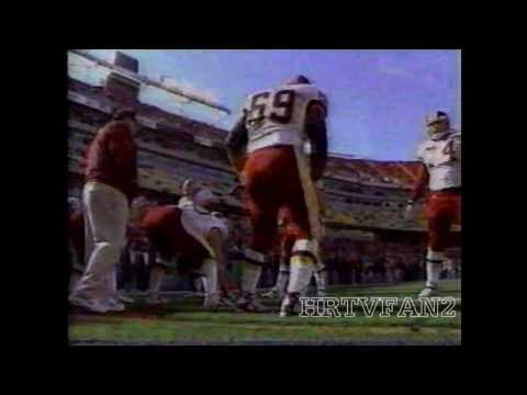 1998 NFL on FOX Intro (Week 12: AZ vs. WAS)