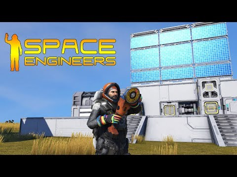 ОЧИСТИТЕЛЬ И СБОРЩИК НА БАЗУ. КОНВЕЙЕРНАЯ СИСТЕМА - Space Engineers #5