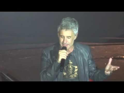 Sergio Dalma - Esa chica es mía - A buena hora - Teatro Gran Rex - Bs. As. - Argentina - 01/07/2016
