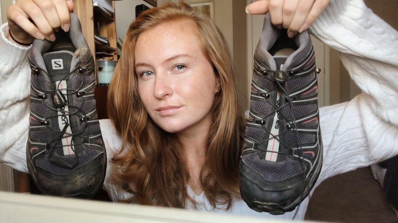 Footwear for the Camino de Santiago