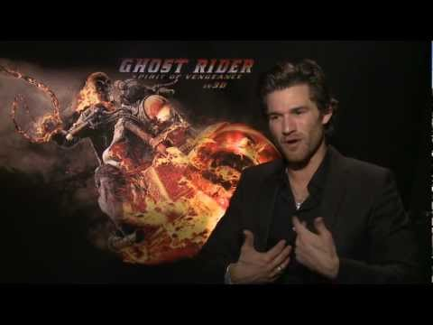 Johnny Whitworth's  Ghost Rider: Spirit of Vengeance Studio